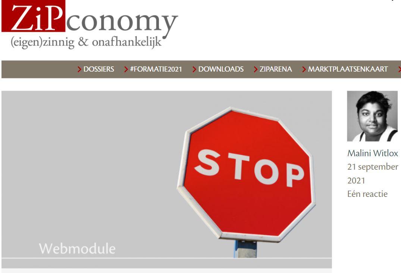 Webmodule: ontwikkel eerst visie op arbeidsmarkt. VZN op ZiPconomy